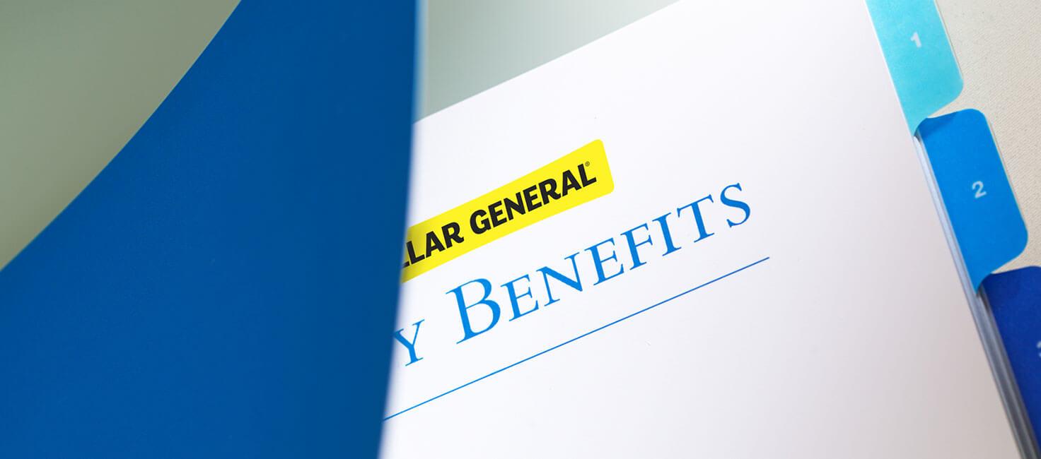 Dollar General Employee Benefits >> Benefits Dollar General Careers