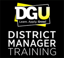 DGU District Manager Training