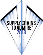 Supply Chains To Admire 2018